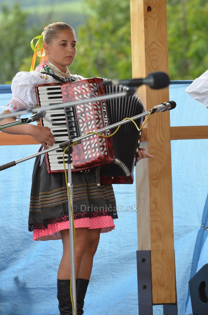 Festival folkloru Rusinov v obci Bajerovce_52
