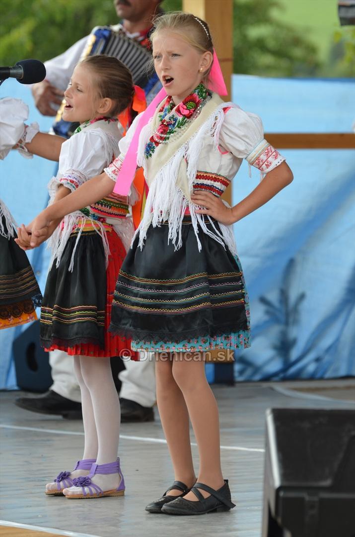 Festival folkloru Rusinov v obci Bajerovce_54