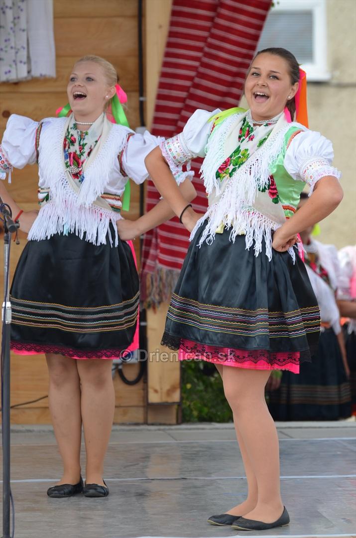 Festival folkloru Rusinov v obci Bajerovce_59