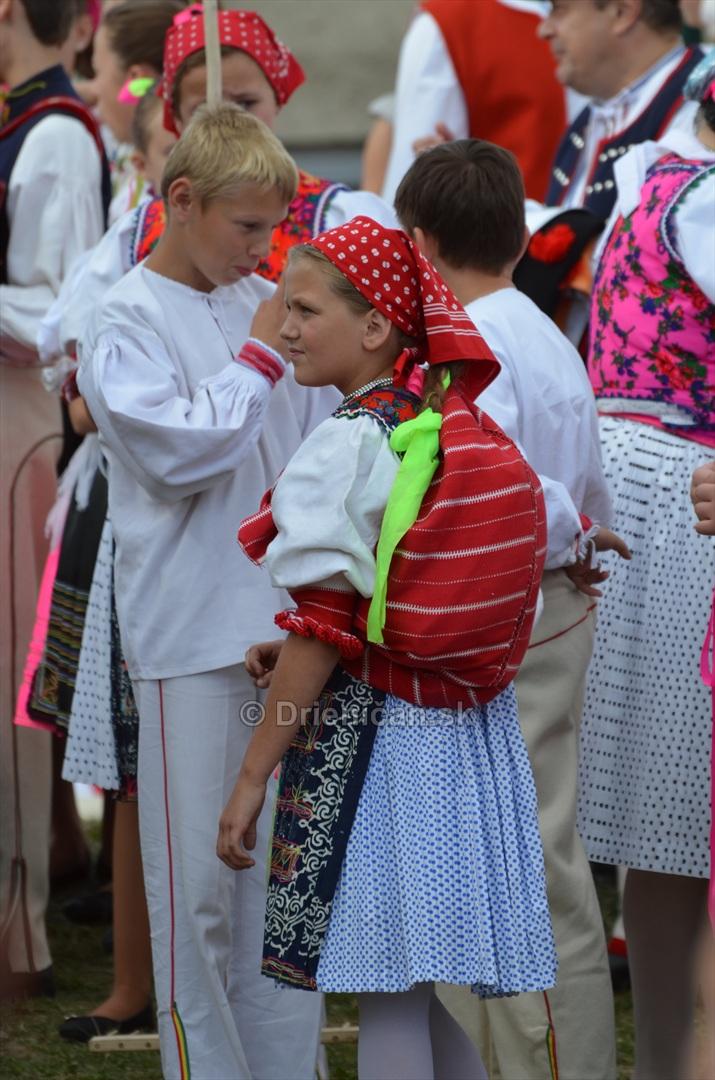 Festival folkloru Rusinov v obci Bajerovce_60