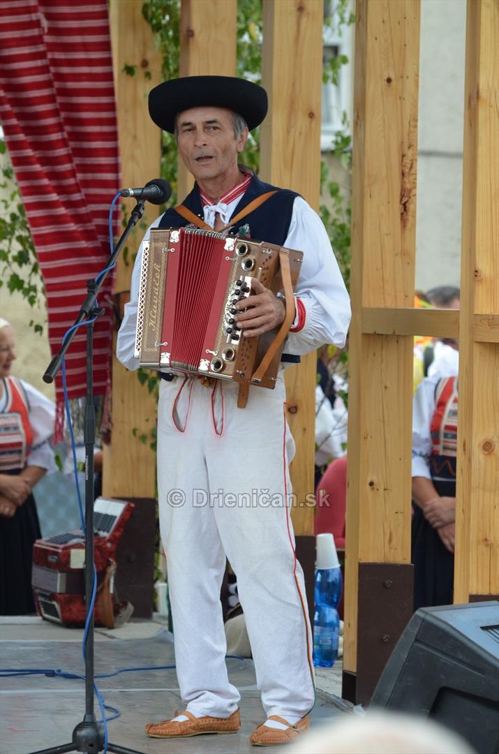 Festival folkloru Rusinov v obci Bajerovce_61