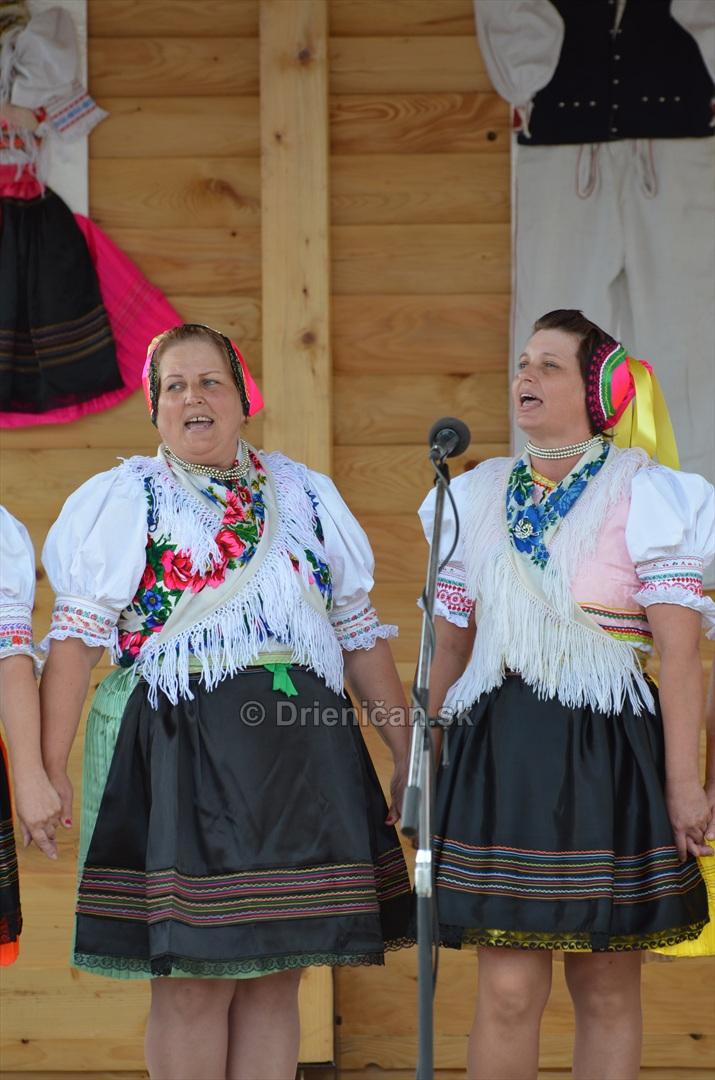 Festival folkloru Rusinov v obci Bajerovce_62