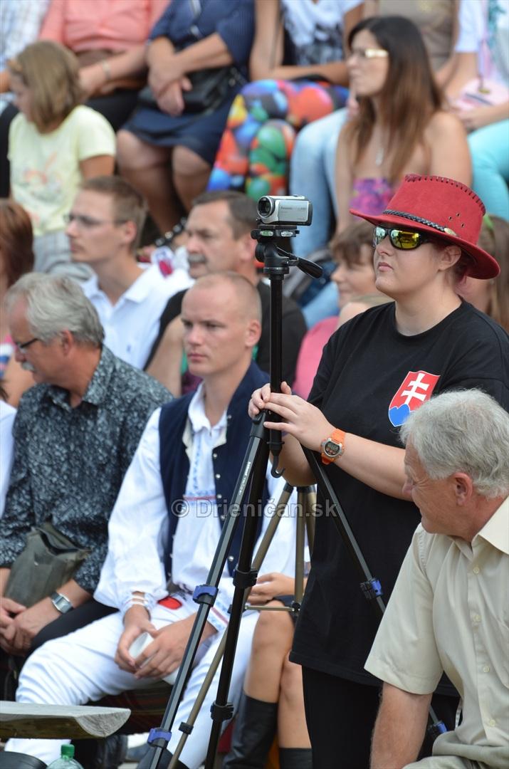 Festival folkloru Rusinov v obci Bajerovce_63