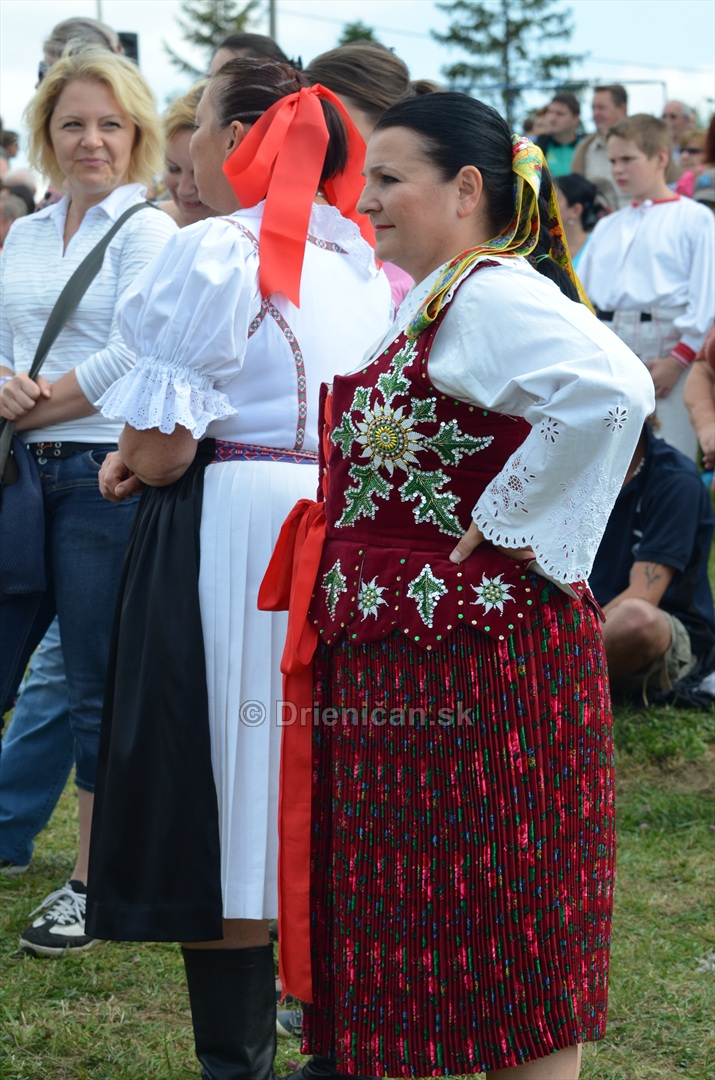 Festival folkloru Rusinov v obci Bajerovce_64