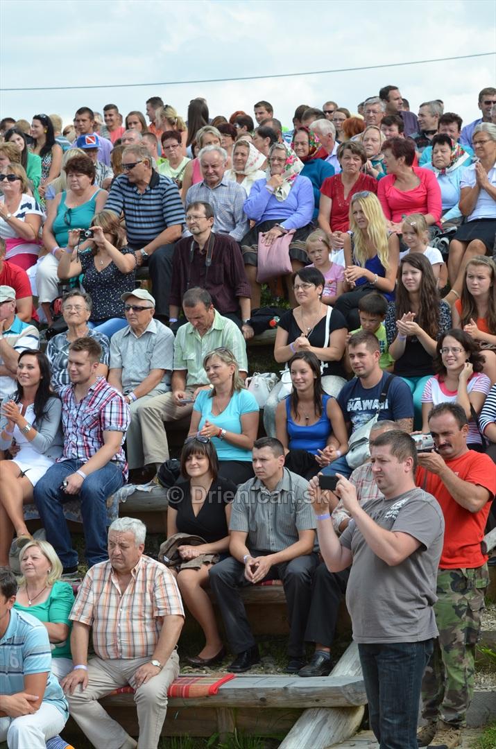 Festival folkloru Rusinov v obci Bajerovce_65