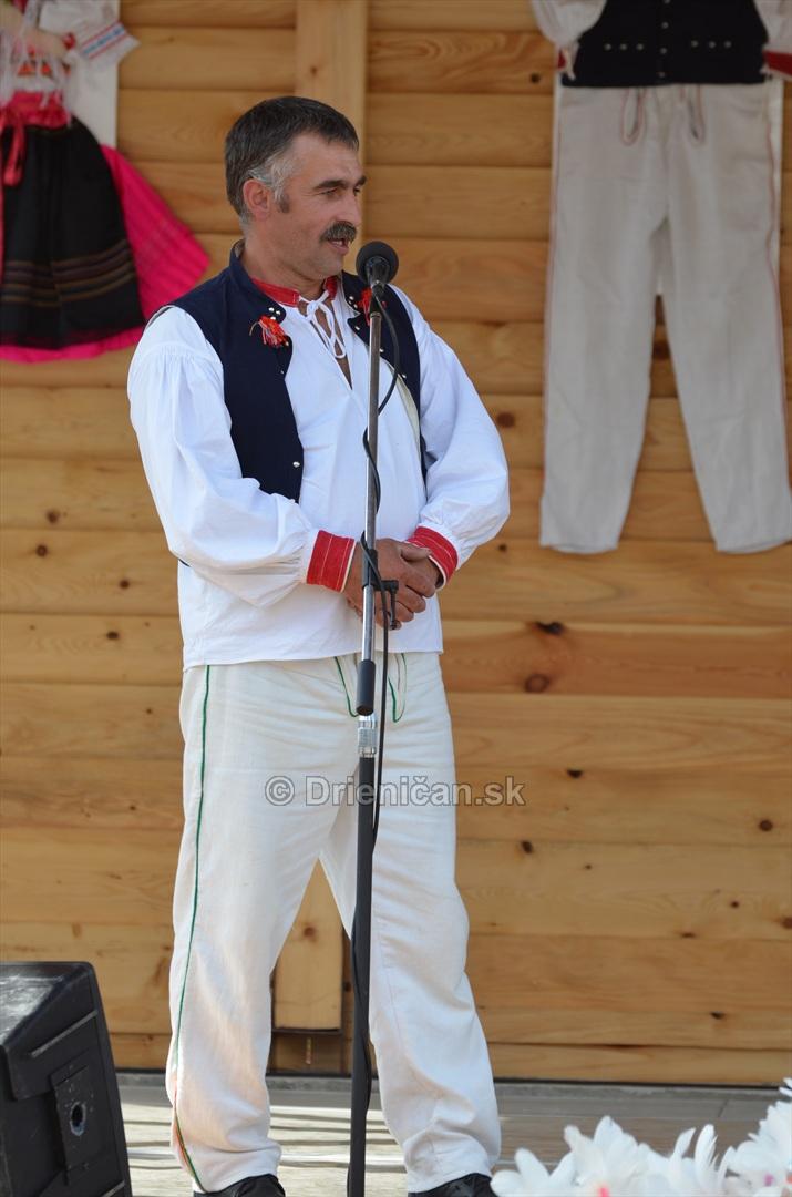 Festival folkloru Rusinov v obci Bajerovce_66
