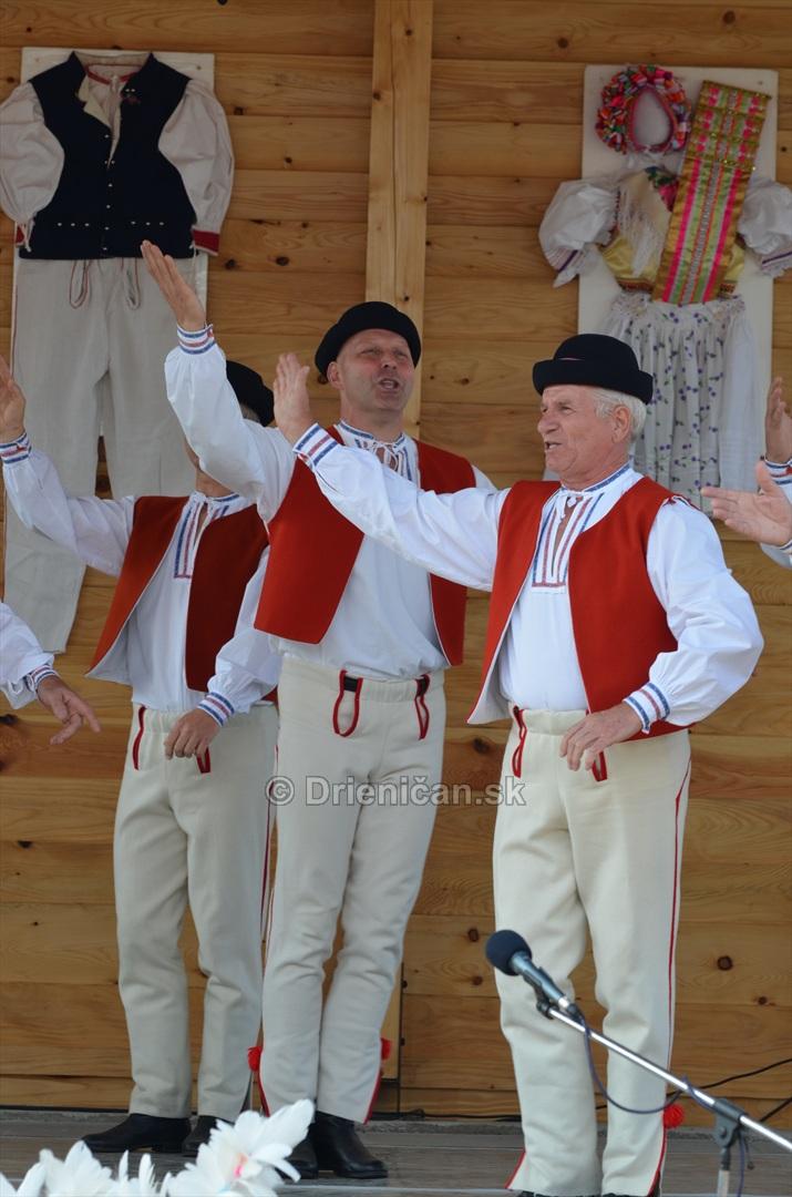 Festival folkloru Rusinov v obci Bajerovce_68