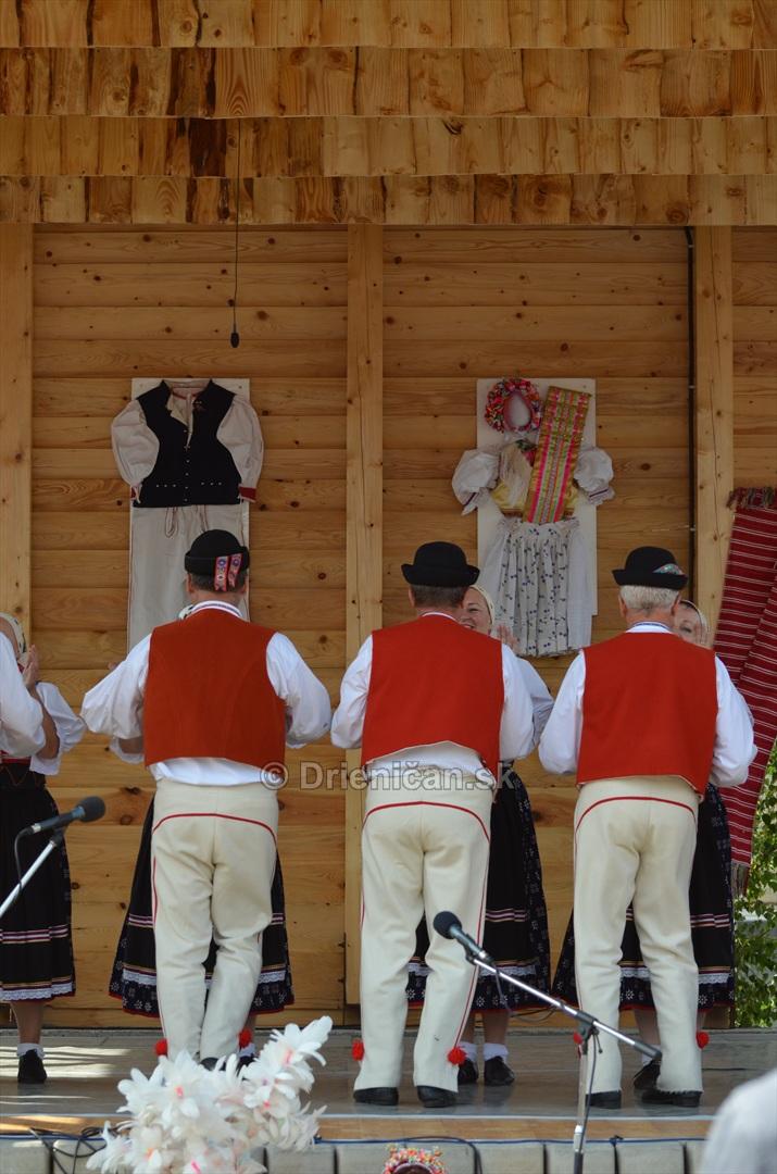 Festival folkloru Rusinov v obci Bajerovce_69
