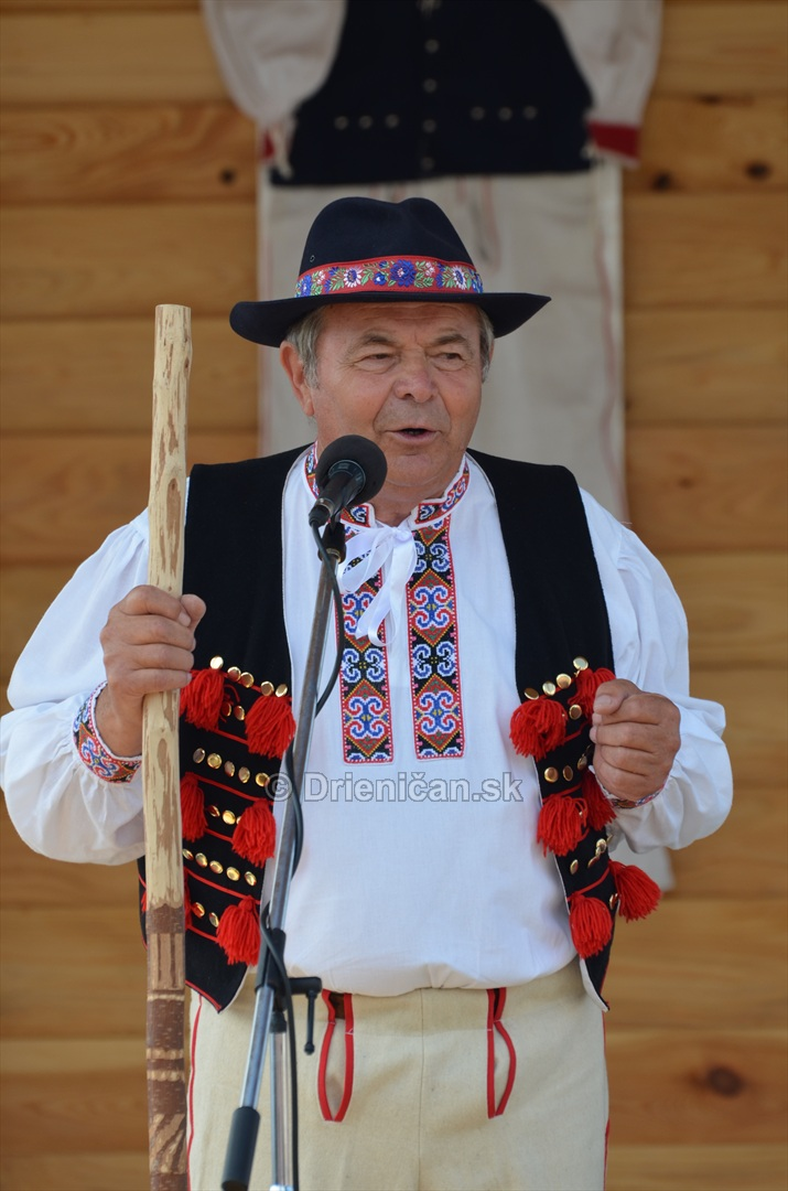 Festival folkloru Rusinov v obci Bajerovce_70