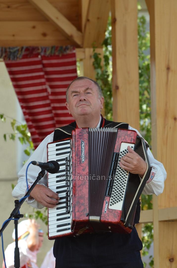 Festival folkloru Rusinov v obci Bajerovce_72