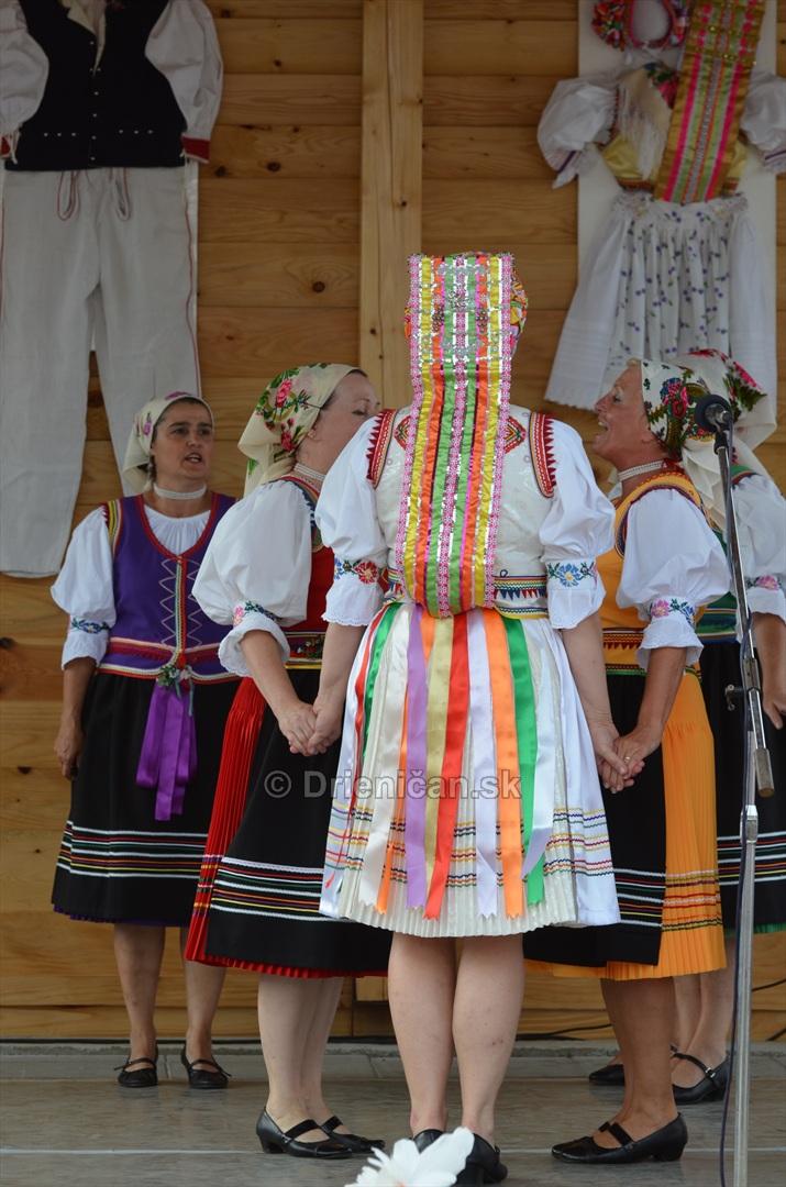 Festival folkloru Rusinov v obci Bajerovce_74