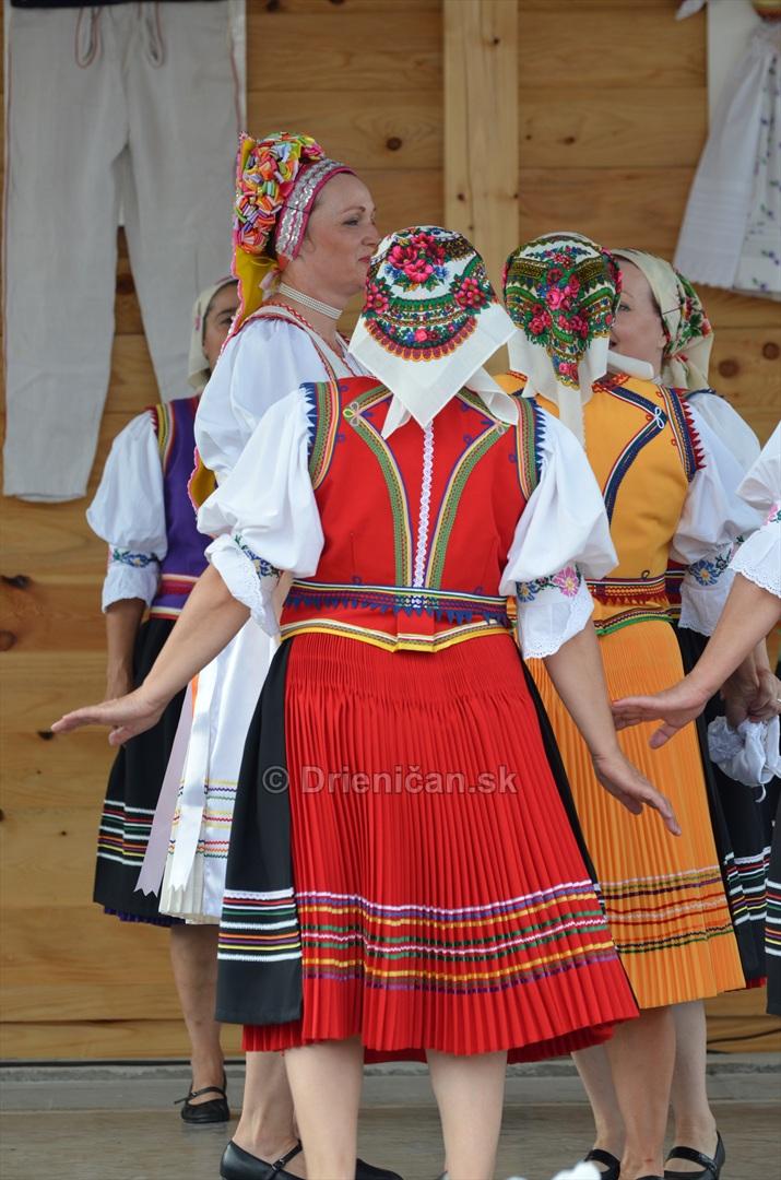 Festival folkloru Rusinov v obci Bajerovce_75