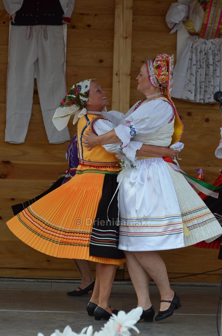 Festival folkloru Rusinov v obci Bajerovce_76