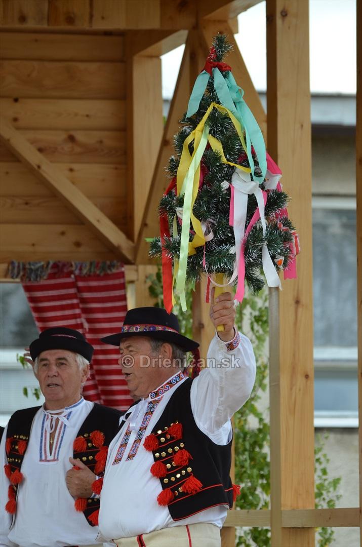 Festival folkloru Rusinov v obci Bajerovce_77