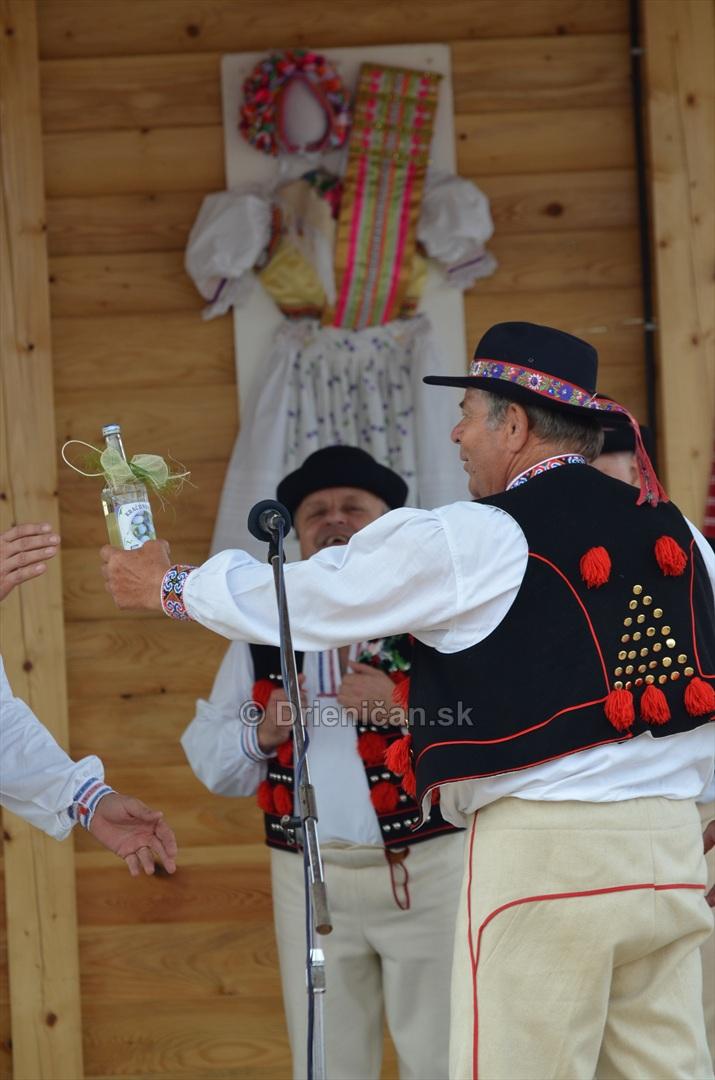 Festival folkloru Rusinov v obci Bajerovce_78