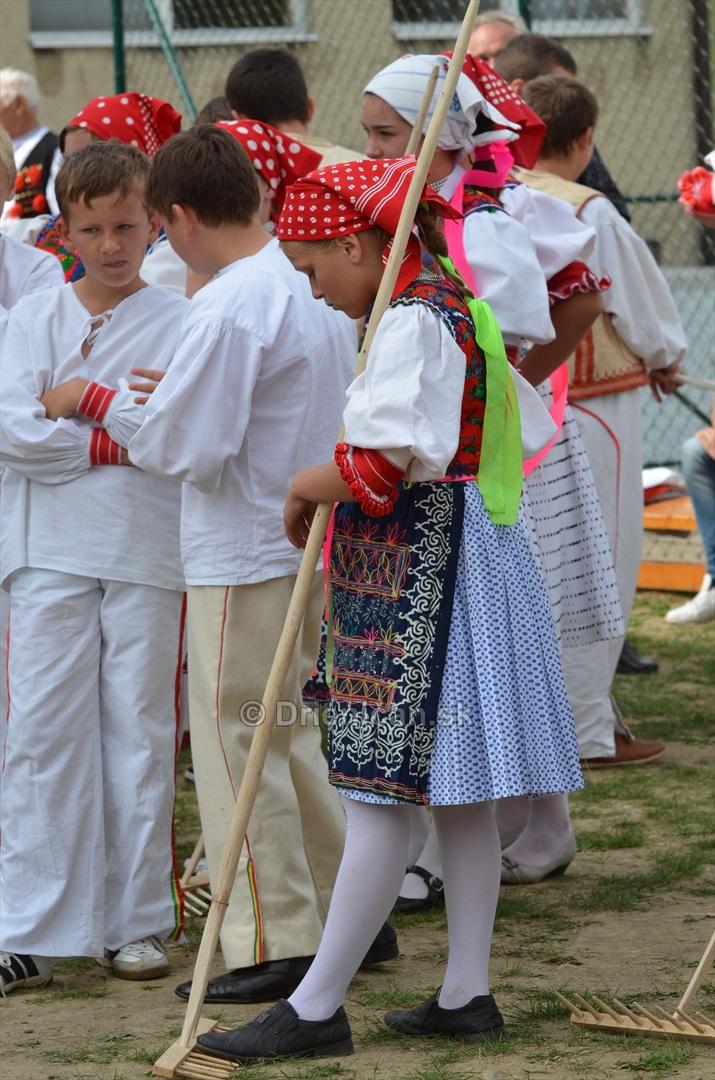 Festival folkloru Rusinov v obci Bajerovce_79