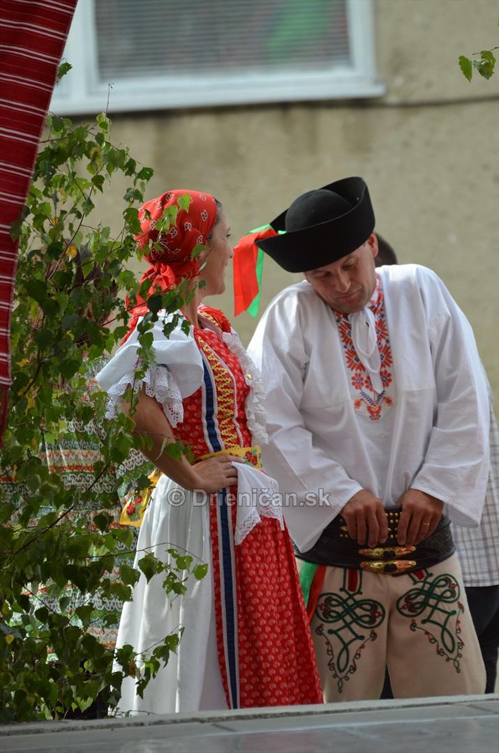 Festival folkloru Rusinov v obci Bajerovce_81