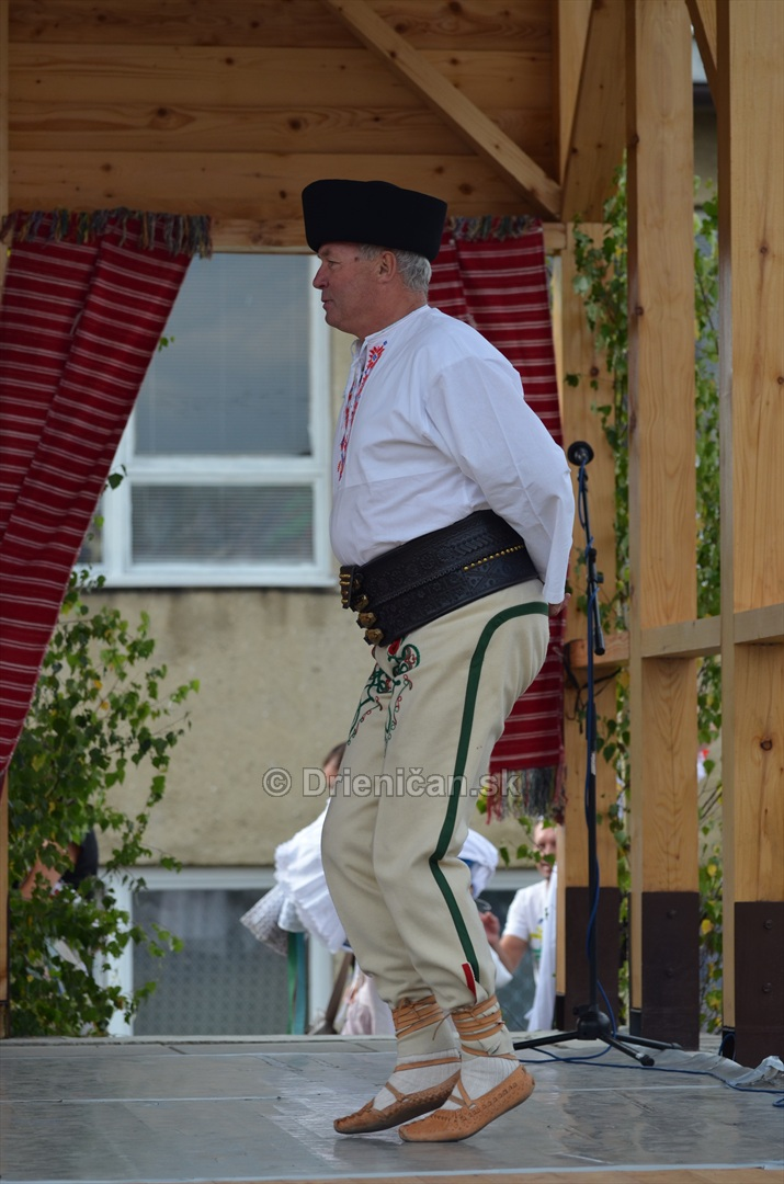 Festival folkloru Rusinov v obci Bajerovce_83