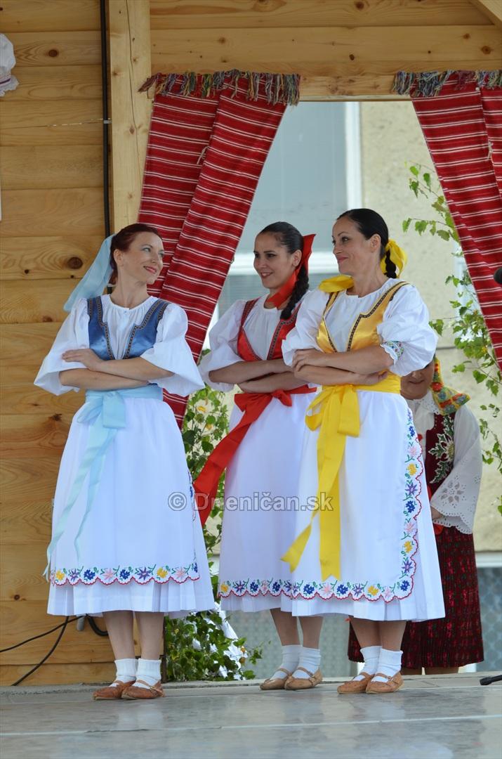 Festival folkloru Rusinov v obci Bajerovce_86