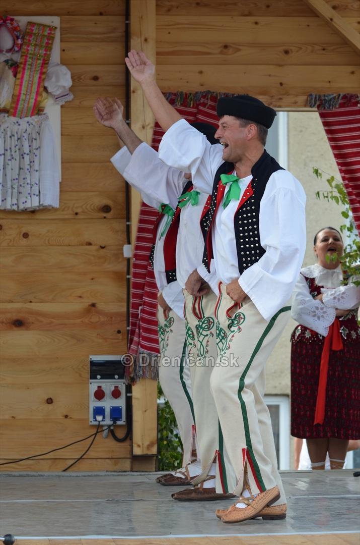 Festival folkloru Rusinov v obci Bajerovce_87