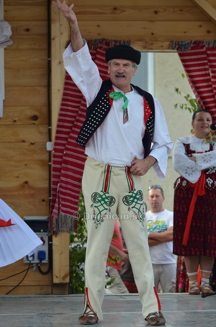 Festival folkloru Rusinov v obci Bajerovce_88