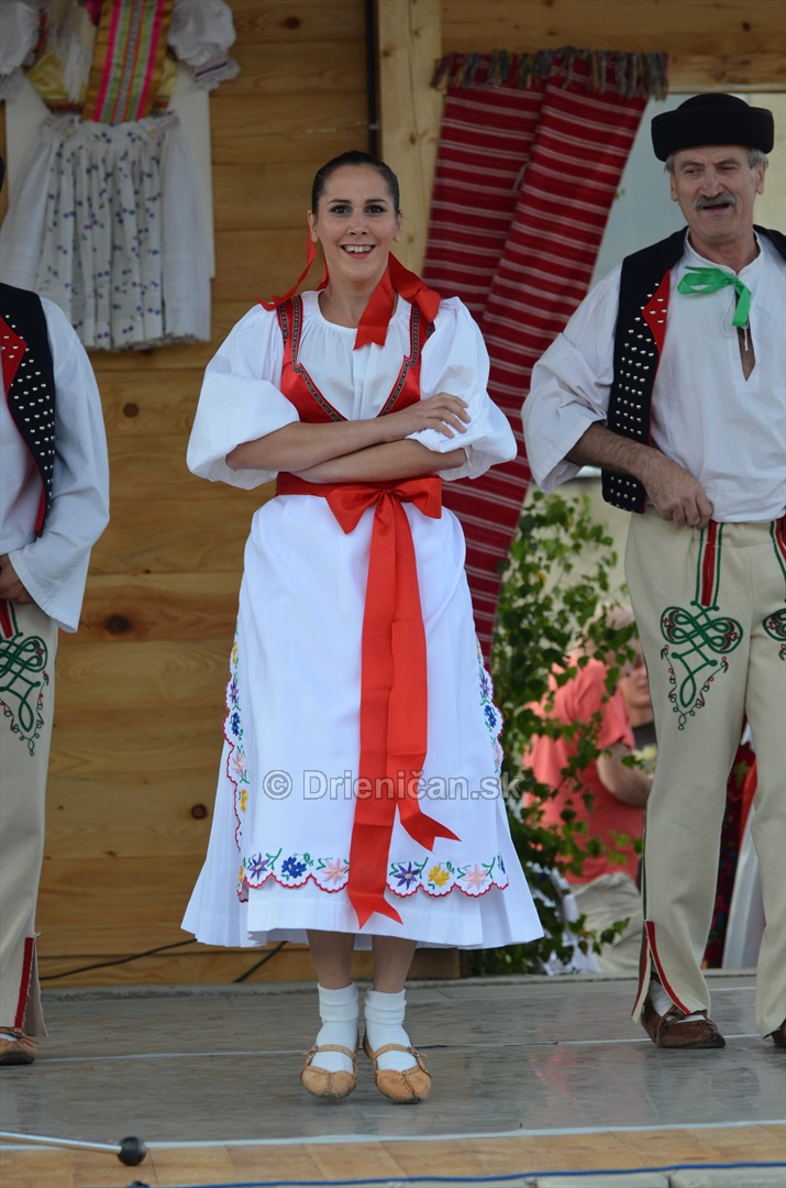 Festival folkloru Rusinov v obci Bajerovce_90