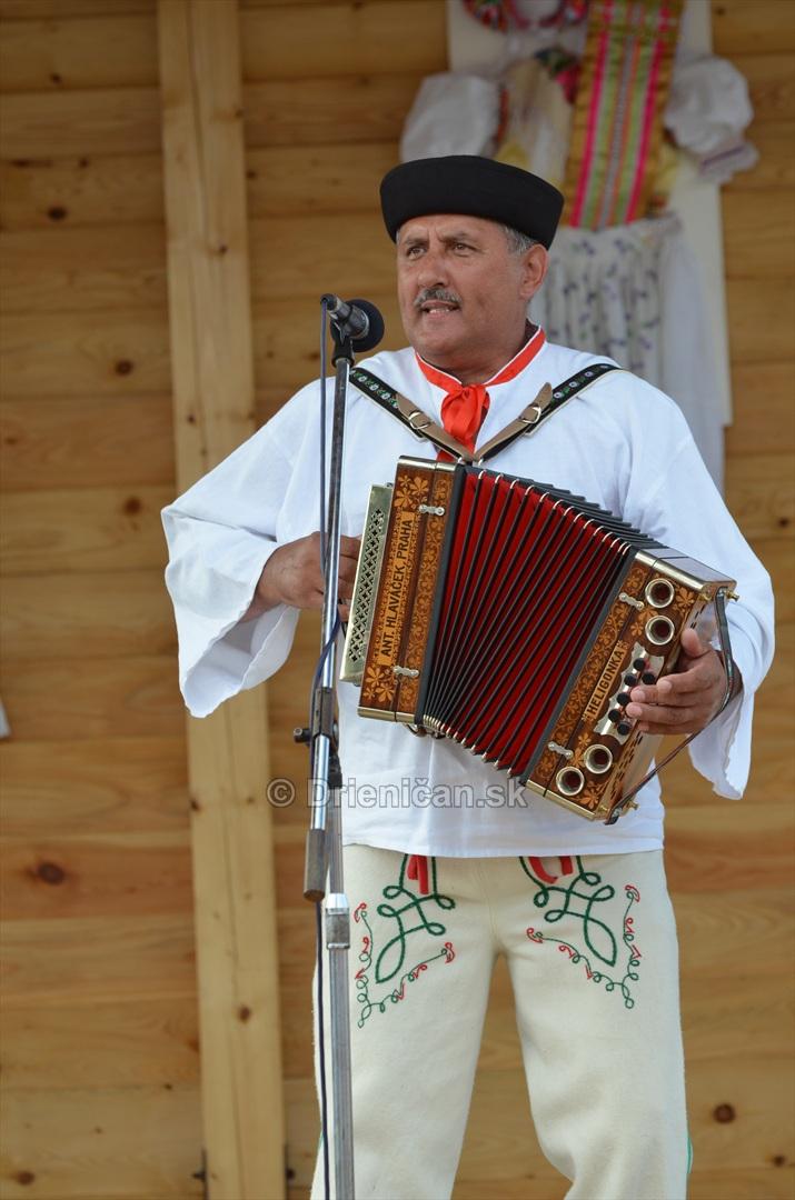 Festival folkloru Rusinov v obci Bajerovce_91