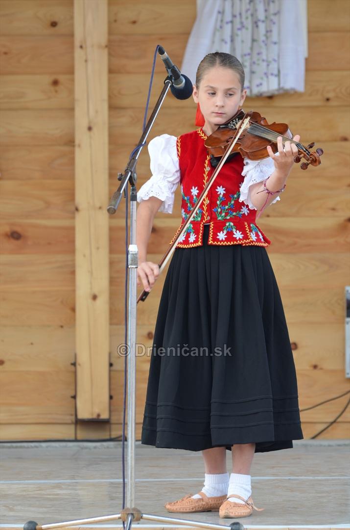Festival folkloru Rusinov v obci Bajerovce_92