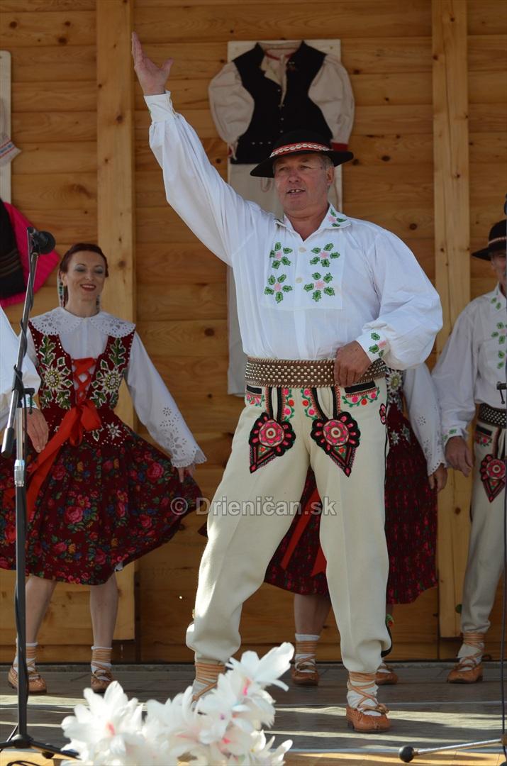 Festival folkloru Rusinov v obci Bajerovce_94