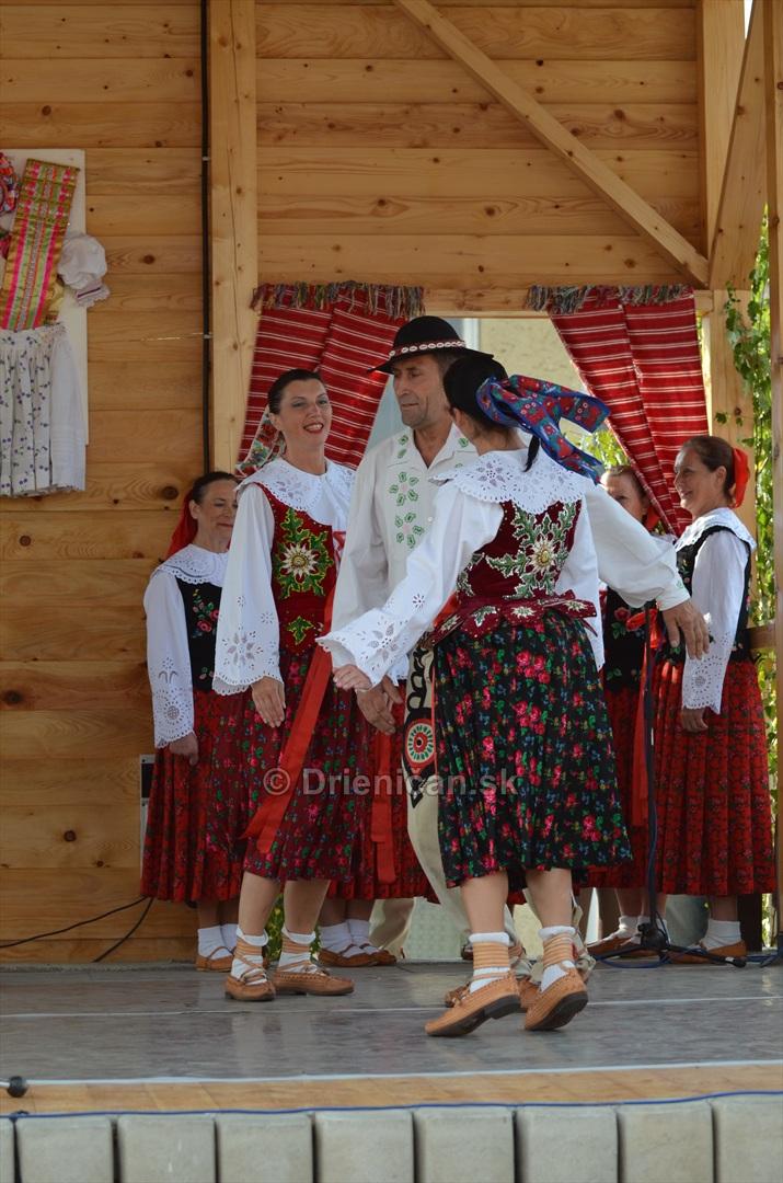 Festival folkloru Rusinov v obci Bajerovce_95