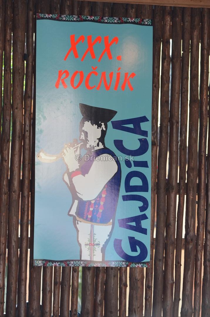 30. ročník o gajdicu Andreja Mizeráka