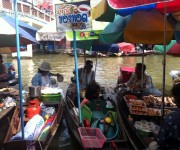 Amphawa a Ayutthaya