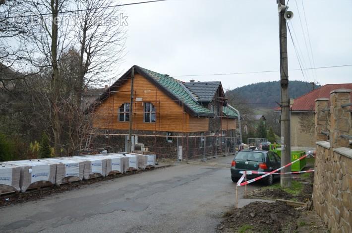 Nový obchod nová strecha