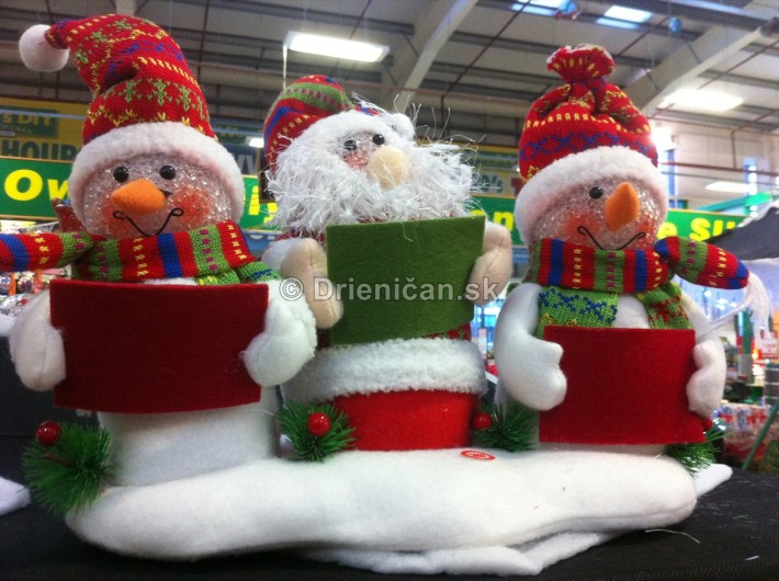 Snehuliacke Trio, Uno, due, tre...