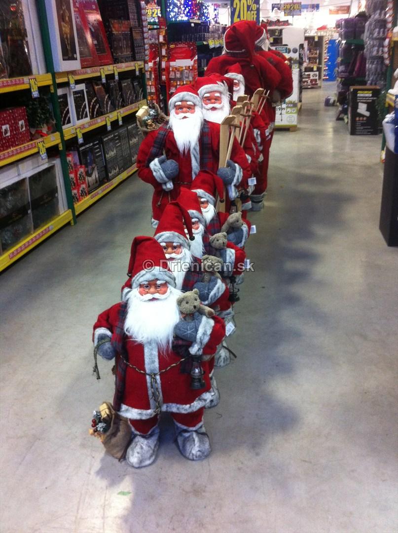 Alebo malý Santa ?