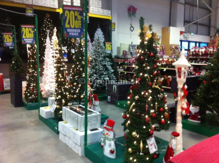 Vianočné stromčeky, 20% lacnejšie