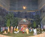 Betlehem vo Františkánskom kostole-Prešov