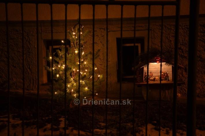 Deň pred Silvestrom na Drienici