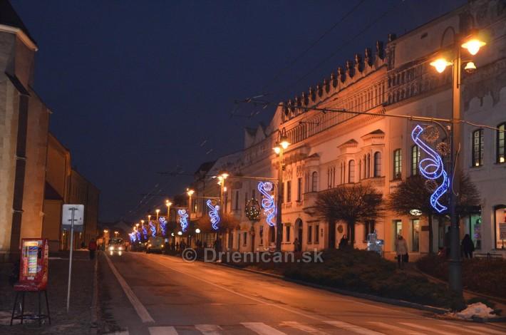 Pešia zóna v Prešove