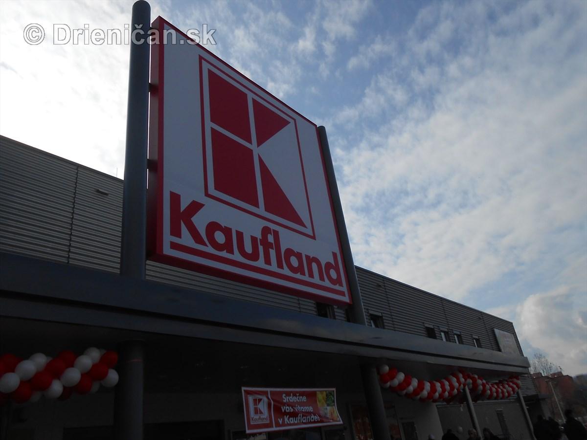 Sabinovský Kaufland
