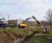 Úprava Drienického potoka