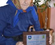 Anna Hrišková sa dožíva 100 rokov
