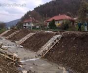Úprava potoka pokračuje
