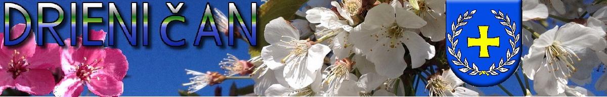 Logo č.5 -Koláž, kvitnúce čerešne- ružové a biele.