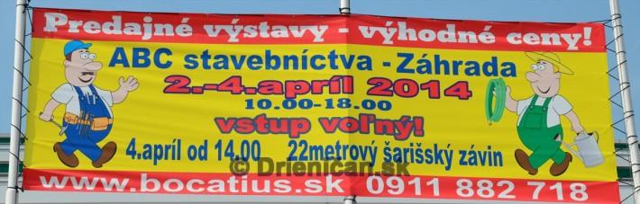 Prešovské výstavné trhy 2014
