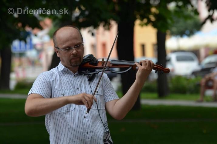 Stanislav Salanci: Violin Show