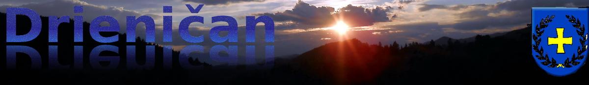 Logo č.17 , Tam nad Drienicou, slnko zapadá...