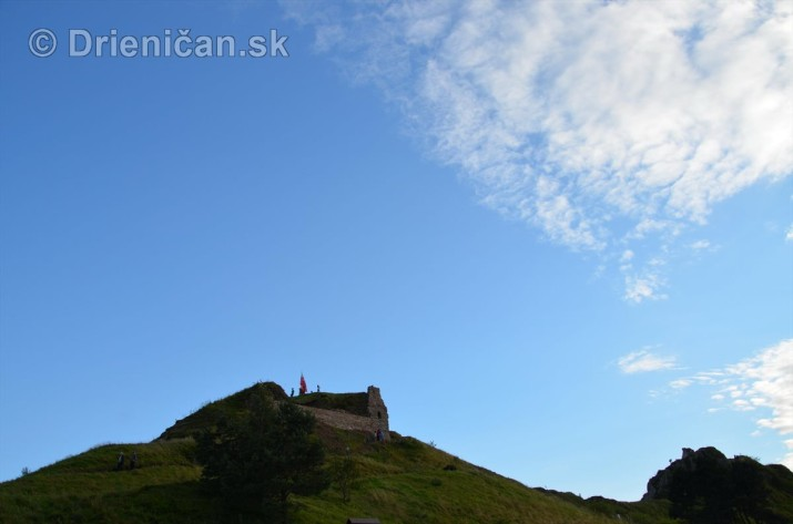 Kamenický Hrad a okolie