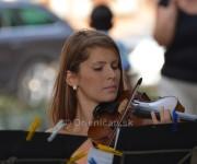 Koncert mladých umelcov v Sabinove