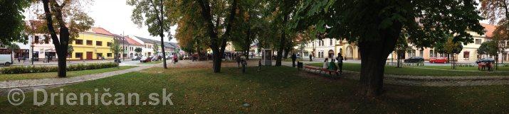 Jesenny kulturny festival Sabinov panorama _1